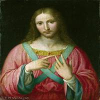 【打印级】YHR131403050-世界著名绘画大师达芬奇DaVinci油画作品高清大图蒙娜丽莎达芬奇世界著名油画作品高清图片-39M-3303X4226