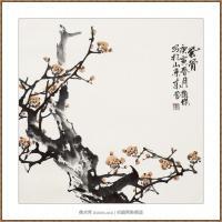 风骨97X97-海阳美协主席赵杰水墨作品