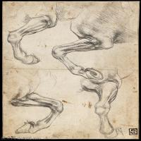 【印刷级】YHR131403040-世界著名绘画大师达芬奇DaVinci油画作品高清大图蒙娜丽莎达芬奇世界著名油画作品高清图片-48M-3391X4971
