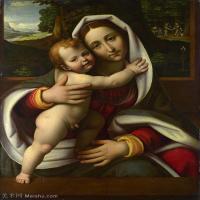【打印级】YHR131403053-世界著名绘画大师达芬奇DaVinci油画作品高清大图蒙娜丽莎达芬奇世界著名油画作品高清图片-39M-3224X4226