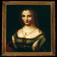 【超顶级】YHR131403003-世界著名绘画大师达芬奇DaVinci油画作品高清大图蒙娜丽莎达芬奇世界著名油画作品高清图片-132M-6224X7440