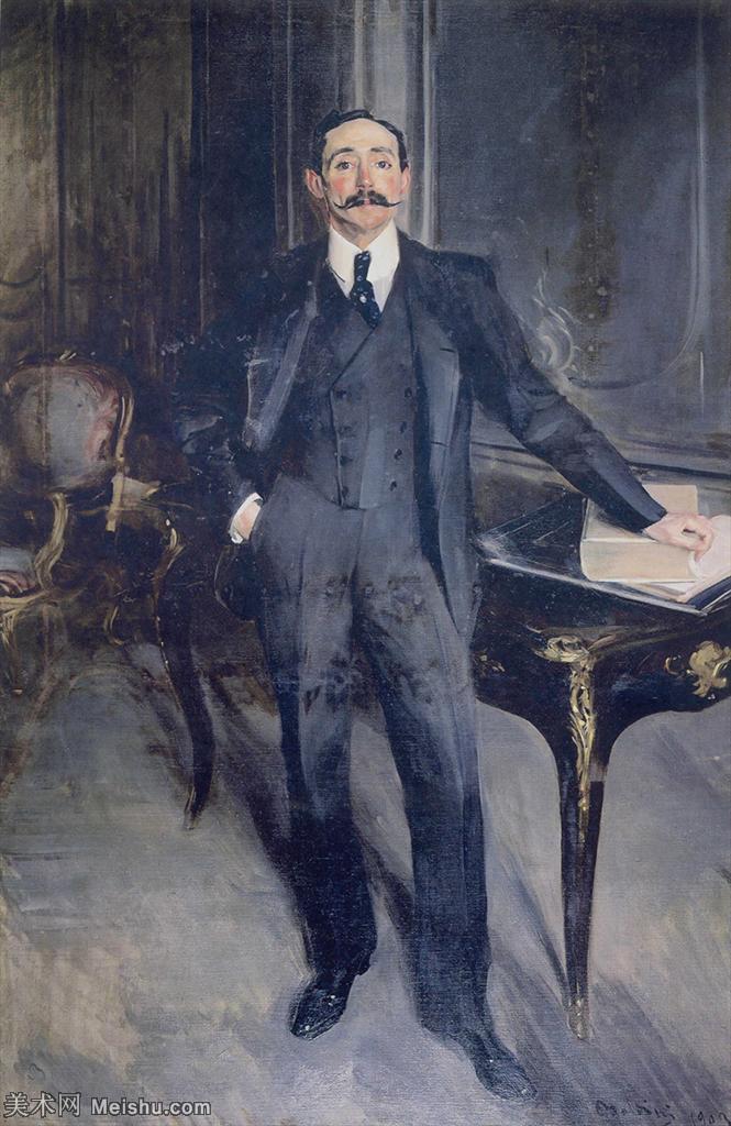 【欣赏级】YHR13142329-乔凡尼博蒂尼GiovanniBodini油画作品高清图片-15M-1872X2880.