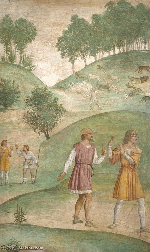 【印刷级】YHR131403031-世界著名绘画大师达芬奇DaVinci油画作品高清大图蒙娜丽莎达芬奇世界著名油画作品高