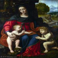 【打印级】YHR131403058-世界著名绘画大师达芬奇DaVinci油画作品高清大图蒙娜丽莎达芬奇世界著名油画作品高清图片-37M-3121X4226