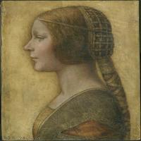 【打印级】YHR131403063-世界著名绘画大师达芬奇DaVinci油画作品高清大图蒙娜丽莎达芬奇世界著名油画作品高清图片-36M-3057X4134