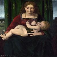 【打印级】YHR131403062-世界著名绘画大师达芬奇DaVinci油画作品高清大图蒙娜丽莎达芬奇世界著名油画作品高清图片-36M-3030X4226