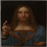 【打印级】YHR131403078-世界著名绘画大师达芬奇DaVinci油画作品高清大图蒙娜丽莎达芬奇世界著名油画作品高清图片-27M-2571X3698