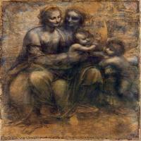 【打印级】YHR131403056-世界著名绘画大师达芬奇DaVinci油画作品高清大图蒙娜丽莎达芬奇世界著名油画作品高清图片-38M-3144X4226