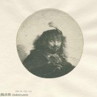 【欣赏级】SMR131517364-伦勃朗Rembrand素描线稿原作作品高清大图伦勃朗自画像伦勃朗的速写手稿作品伦勃朗大师素描线稿原作手稿-15M-2124X2500
