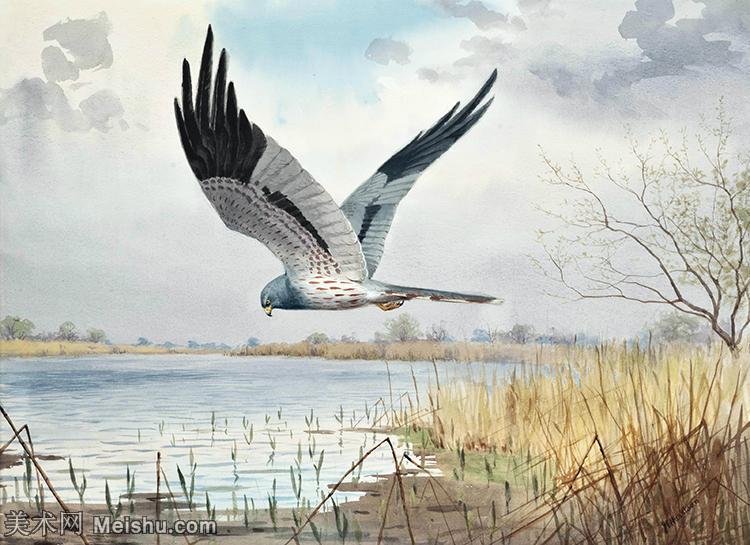 【打印级】YHR181455074-约翰西里尔哈里森John Cyril Harrison英国画家高清绘画作品集-21M