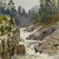【欣赏级】YHR181455021-约翰西里尔哈里森John Cyril Harrison英国画家高清绘画作品集-18M-3307X1956