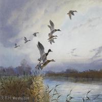 【欣赏级】YHR181455052-约翰西里尔哈里森John Cyril Harrison英国画家高清绘画作品集-20M-3240X2224