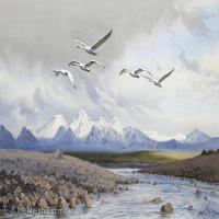 【打印级】YHR181455067-约翰西里尔哈里森John Cyril Harrison英国画家高清绘画作品集-21M-3296X2240