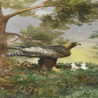 【欣赏级】YHR181455006-约翰西里尔哈里森John Cyril Harrison英国画家高清绘画作品集-17M-1864X3184