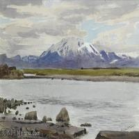 【欣赏级】YHR181455022-约翰西里尔哈里森John Cyril Harrison英国画家高清绘画作品集-18M-3308X1956