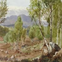 【欣赏级】YHR181455026-约翰西里尔哈里森John Cyril Harrison英国画家高清绘画作品集-18M-3307X1968