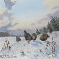【欣赏级】YHR181455064-约翰西里尔哈里森John Cyril Harrison英国画家高清绘画作品集-21M-3352X2192