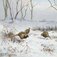 【欣赏级】YHR181455039-约翰西里尔哈里森John Cyril Harrison英国画家高清绘画作品集-19M-3232X2152