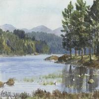 【欣赏级】YHR181455038-约翰西里尔哈里森John Cyril Harrison英国画家高清绘画作品集-19M-3308X2063