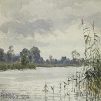 【欣赏级】YHR181455033-约翰西里尔哈里森John Cyril Harrison英国画家高清绘画作品集-19M-3307X2028