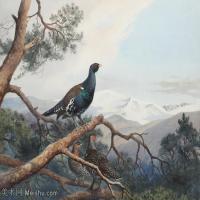 【欣赏级】YHR181455002-约翰西里尔哈里森John Cyril Harrison英国画家高清绘画作品集-13M-2568X1882
