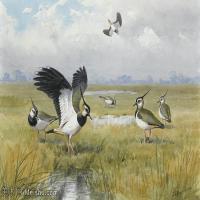 【打印级】YHR181455070-约翰西里尔哈里森John Cyril Harrison英国画家高清绘画作品集-21M-3304X2240