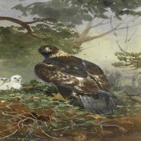 【欣赏级】YHR181455007-约翰西里尔哈里森John Cyril Harrison英国画家高清绘画作品集-17M-1872X3208