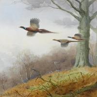 【欣赏级】YHR181455060-约翰西里尔哈里森John Cyril Harrison英国画家高清绘画作品集-20M-2232X3272