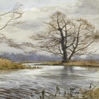【欣赏级】YHR181455028-约翰西里尔哈里森John Cyril Harrison英国画家高清绘画作品集-18M-1972X3304