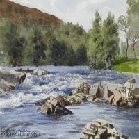 【欣赏级】YHR181455034-约翰西里尔哈里森John Cyril Harrison英国画家高清绘画作品集-19M-3307X2045
