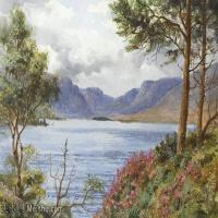 【欣赏级】YHR181455024-约翰西里尔哈里森John Cyril Harrison英国画家高清绘画作品集-18M-3308X1965
