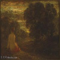 【打印级】YHR190755078-国画家亨利方丹拉图尔Henri Fantin Latour绘画作品集西方绘画大师拉图尔高清油画作品图库下载-29M-4001X2589