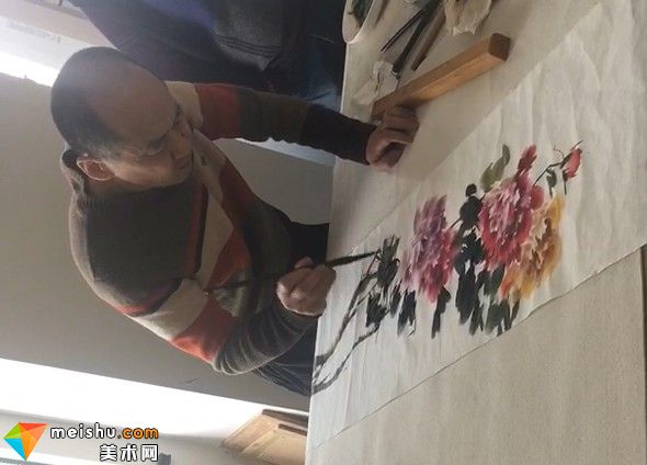 王元友绘画视频