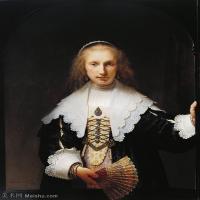 【打印级】YHR131509077-荷兰现实主义画家伦勃朗Rembrandt17世纪最伟大的画家油画作品高清大图肖像画风景画风俗画宗教画-36M-3169X4021