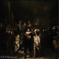【超顶级】YHR131509002-荷兰现实主义画家伦勃朗Rembrandt17世纪最伟大的画家油画作品高清大图肖像画风景画风俗画宗教画-398M-12966X10730