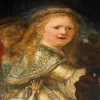 【超顶级】YHR131509014-荷兰现实主义画家伦勃朗Rembrandt17世纪最伟大的画家油画作品高清大图肖像画风景画风俗画宗教画-105M-5254X7000