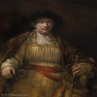 【超顶级】YHR131509006-荷兰现实主义画家伦勃朗Rembrandt17世纪最伟大的画家油画作品高清大图肖像画风景画风俗画宗教画-157M-6494X8456