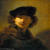 【超顶级】YHR131509015-荷兰现实主义画家伦勃朗Rembrandt17世纪最伟大的画家油画作品高清大图肖像画风景画风俗画宗教画-104M-5471X6702