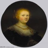 【打印级】YHR131509090-荷兰现实主义画家伦勃朗Rembrandt17世纪最伟大的画家油画作品高清大图肖像画风景画风俗画宗教画 -32M-2976X3826