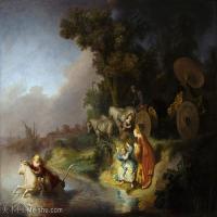 【超顶级】YHR131509013-荷兰现实主义画家伦勃朗Rembrandt17世纪最伟大的画家油画作品高清大图肖像画风景画风俗画宗教画-109M-7000X5461