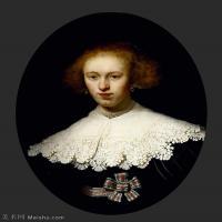 【超顶级】YHR131509005-荷兰现实主义画家伦勃朗Rembrandt17世纪最伟大的画家油画作品高清大图肖像画风景画风俗画宗教画-177M-6972X8913