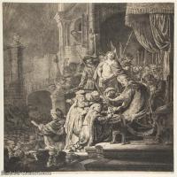 【打印级】YHR131509083-荷兰现实主义画家伦勃朗Rembrandt17世纪最伟大的画家油画作品高清大图肖像画风景画风俗画宗教画-34M-3119X3816