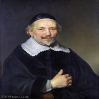 【打印级】YHR131509076-荷兰现实主义画家伦勃朗Rembrandt17世纪最伟大的画家油画作品高清大图肖像画风景画风俗画宗教画 -36M-3216X3996