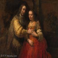 【超顶级】YHR131509007-荷兰现实主义画家伦勃朗Rembrandt17世纪最伟大的画家油画作品高清大图肖像画风景画风俗画宗教画-149M-8454X6163