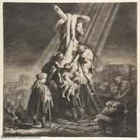 【打印级】YHR131509094-荷兰现实主义画家伦勃朗Rembrandt17世纪最伟大的画家油画作品高清大图肖像画风景画风俗画宗教画-31M-2962X3768