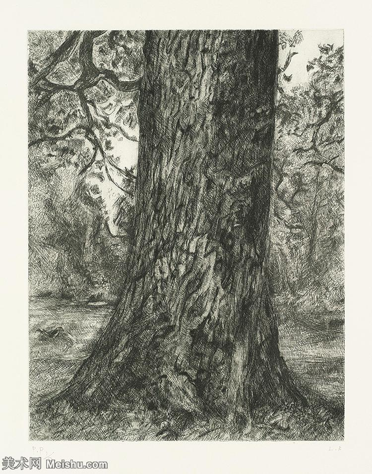 【打印级】YHR141059057--英国表现派绘画大师卢西安弗洛伊德Lucian Freud油画作品高清大图最贵画家卢