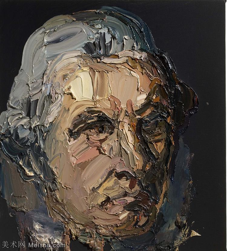 【打印级】YHR141059038--英国表现派绘画大师卢西安弗洛伊德Lucian Freud油画作品高清大图最贵画家卢