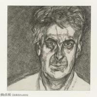 【打印级】YHR141059045--英国表现派绘画大师卢西安弗洛伊德Lucian Freud油画作品高清大图最贵画家卢西安弗洛伊德绘画作品高清图库-23M-2610X3201