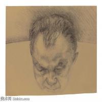 【打印级】YHR141059022--英国表现派绘画大师卢西安弗洛伊德Lucian Freud油画作品高清大图最贵画家卢西安弗洛伊德绘画作品高清图库-25M-3200X2810