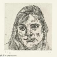 【打印级】YHR141059041--英国表现派绘画大师卢西安弗洛伊德Lucian Freud油画作品高清大图最贵画家卢西安弗洛伊德绘画作品高清图库-24M-2763X3047